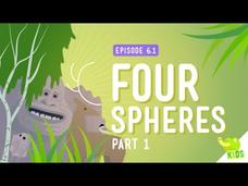 Four Spheres Part 1 (Geo and Bio) Video