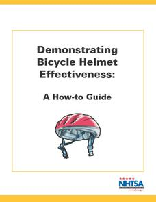 Demonstrating Bicycle Helmet Effectiveness Lesson Plan