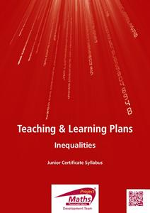 Inequalities Lesson Plan