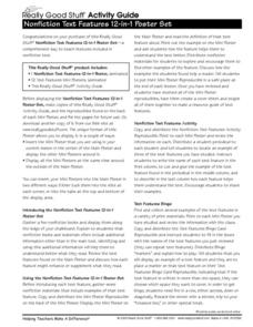 nonfiction text worksheet for 3rd 6th grade lesson planet. Black Bedroom Furniture Sets. Home Design Ideas