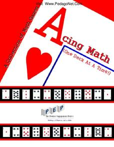 Acing Math Activities & Project