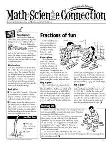 Fractions of Fun Activities & Project