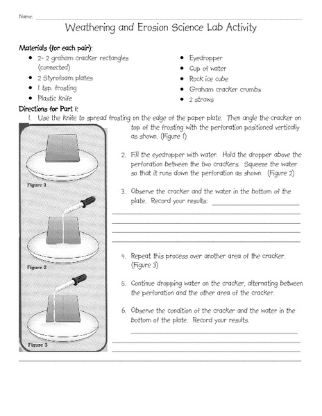 Weathering and Erosion Lesson Plans & Worksheets Reviewed by Teachers
