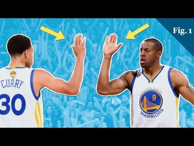 Do High Fives Help Sports Teams Win? Video