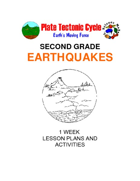 Earthquakes: Second Grade Lesson Plans and Activities Unit