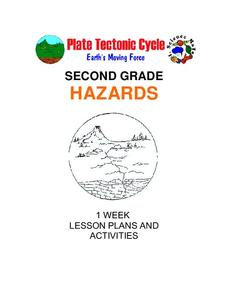 Hazards: Second Grade Lesson Plans and Activities Unit