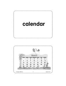 Unit 6 Math Vocabulary Cards (Grade 2) Printables & Template