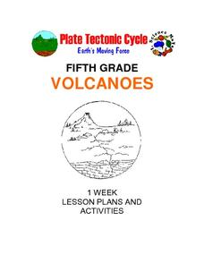 Plate Tectonics Cycle — Fifth Grade