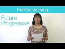 Tenses Overview - Present, Past, Future, Simple, Continuous, Progressive, Perfect! Video