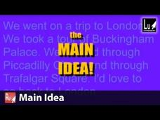 Main Idea Song Video