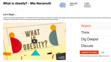 What is Obesity? Video