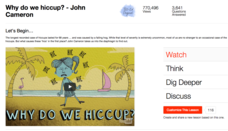 Why Do We Hiccup? Video