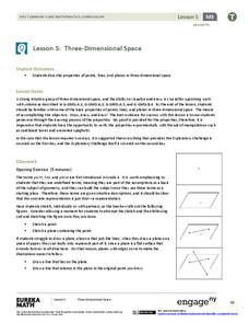 Three-Dimensional Space Assessment