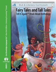 Fairy Tales and Tall Tales - Read-Aloud Anthology Lesson Plan