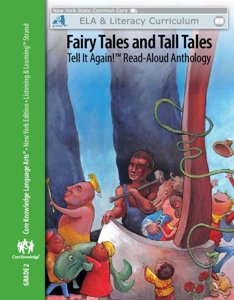 fairy tales and tall tales read aloud anthology lesson plan for 2nd grade lesson planet. Black Bedroom Furniture Sets. Home Design Ideas