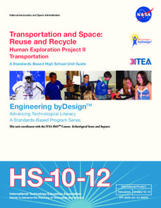 Transportation and Space: Reuse and Recycle Unit
