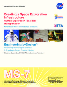 Creating a Space Exploration Infrastructure Unit