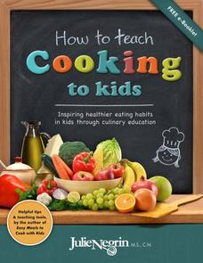 How to Teach Cooking to Kids Lesson Plan