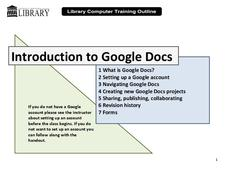 Introduction to Google Docs Presentation