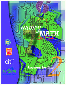 Money Math Unit