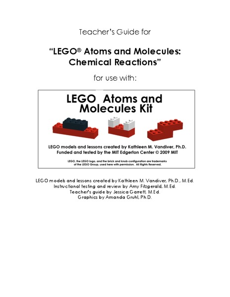 Lego Lesson Plans & Worksheets Reviewed by Teachers