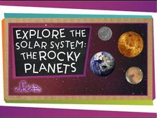 Explore the Solar System: The Rocky Planets Video