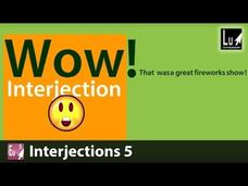 Interjections 5 Song Video