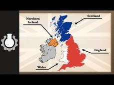 The Difference between the United Kingdom, Great Britain, and England Explained Video