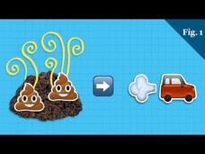 Could Poop Power Our Cars? Video