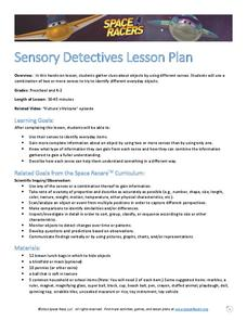 Sensory Detectives Activities & Project