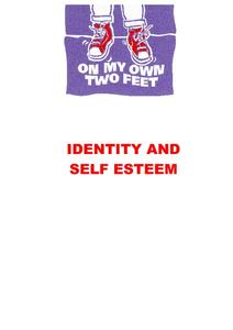 Identity and Self Esteem Unit
