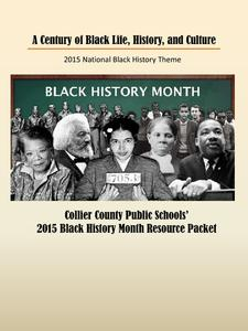 A Century of Black Life, History, and Culture Lesson Plan