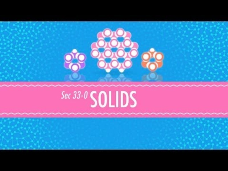 Doing Solids Video