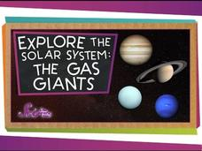 Explore the Solar System: The Gas Giants Video