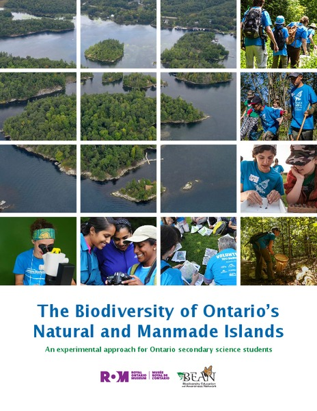 The Biodiversity of Ontario's Natural and Manmade Islands Unit