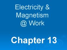 Electricity and Magnetism at Work Presentation