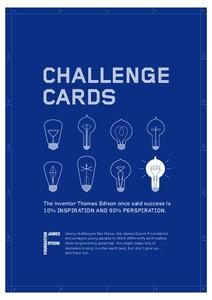 Challenge Cards Activities & Project