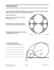 Temple Lesson Plans & Worksheets Reviewed by Teachers