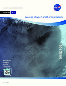 Making Oxygen and Carbon Dioxide Lesson Plan