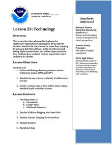 Technology II Lesson Plan