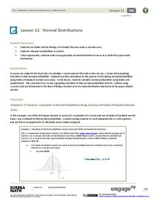 guided discovery math lesson plan
