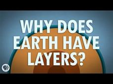 Why Does The Earth Have Layers? Video