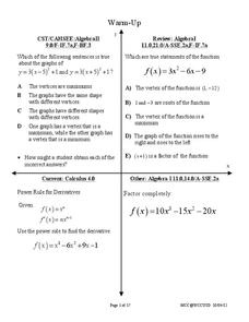 Particle Motion Handouts & Reference