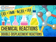 Chemistry Lesson: Double Displacement Reactions Video