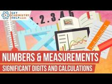 Chemistry Lesson: Significant Digits and Calculations Video
