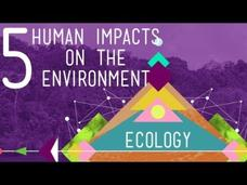 5 Human Impacts on the Environment Video