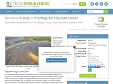Protecting Our City with Levees Activities & Project