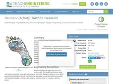 Trash to Treasure! Activities & Project