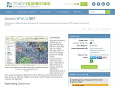 What is GIS? Lesson Plan