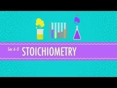 Stoichiometry: Chemistry for Massive Creatures Video
